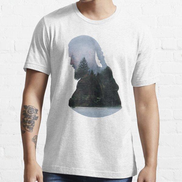 Ragnar Lothbrok - Vikingos Camiseta esencial