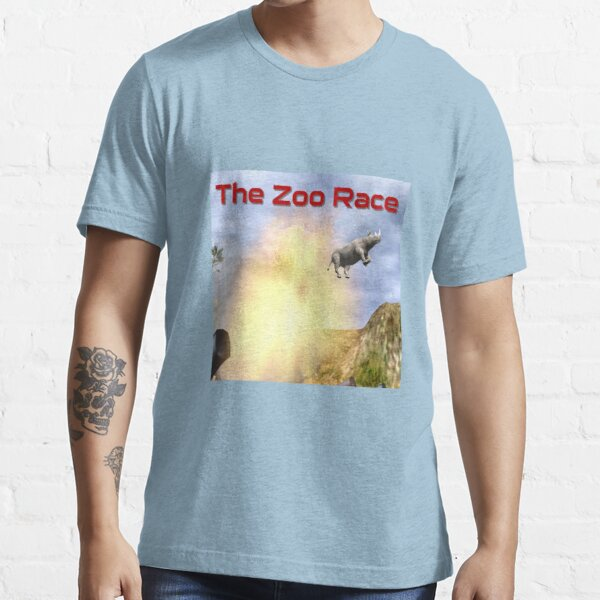 The Zoo Race Cannon Essential T-Shirt