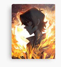 Burning in My Bones Metal Print