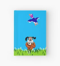 Duck Hunt Hardcover Journal