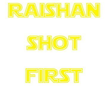 Raishan Shot First by LilacFoxDesigns