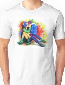 Blue Valentine LOVE Unisex T-Shirt