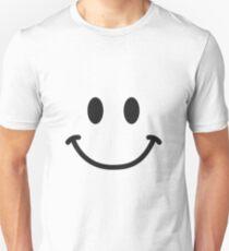 Smiley Face T-shirt Unisex T-Shirt