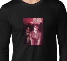 "Bad Blood Moon Rising"" Long Sleeve T-Shirt"