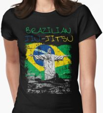 BJJ Womens Fitted T-Shirt