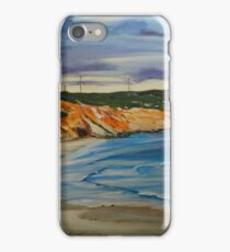 A 10 Mile Sunset iPhone Case/Skin