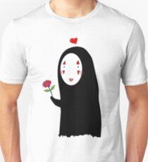 Kaonashi : Be My Valentine  Unisex T-Shirt