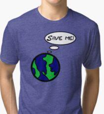 Save Me Tri-blend T-Shirt
