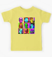 Universal Warhol Kids Clothes