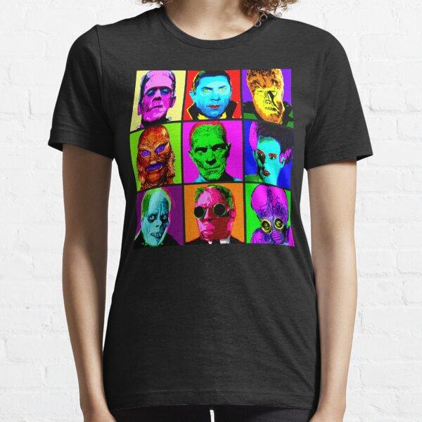 Universal Warhol Essential T-Shirt