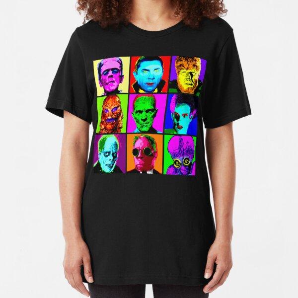 Universal Warhol Slim Fit T-Shirt