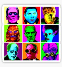 Universal Warhol Sticker