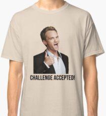 Barney Challenge Classic T-Shirt
