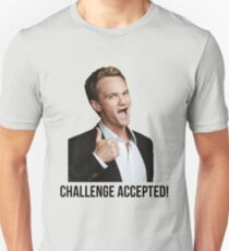 Barney Challenge Unisex T-Shirt