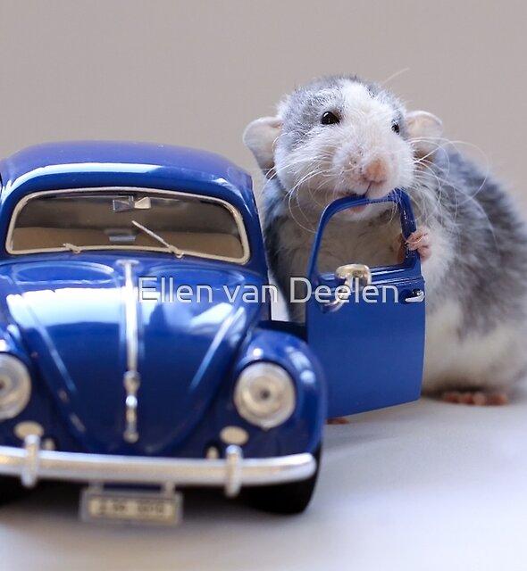 I love VW's :) by Ellen van Deelen