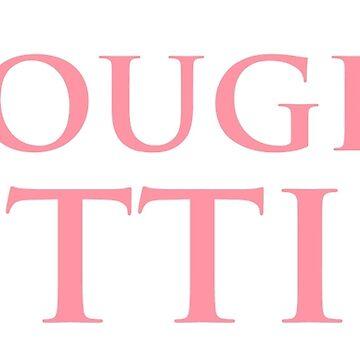 Words: TOUGH TITTIES V2 by Kryru