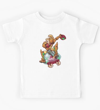 Strangemetroid Kids Clothes
