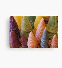 StPaul'sCathMelb recycled candles Canvas Print