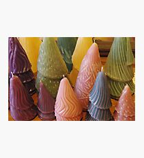 StPaul'sCathMelb recycled candles Photographic Print
