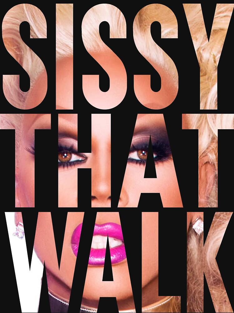 RUPAUL - SISSY THAT WALK | Unisex T-Shirt
