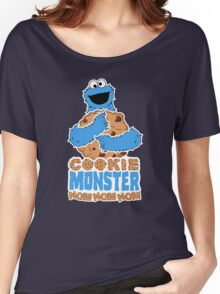 Cookie Monster - Cookie Hug Variant Women's Relaxed Fit T-Shirt