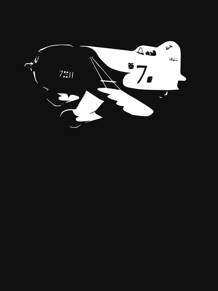GeeBee Racer by cranha
