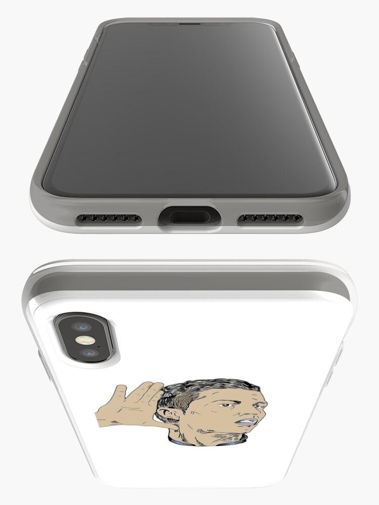 Alternate view of Campeone del Mundo - Cristiano Ronaldo 7  iPhone Cases & Covers