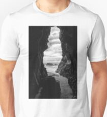 Downhill Cave Unisex T-Shirt
