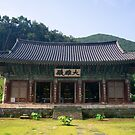 Ssanggye Temple in Chungcheongnam Province, South Korea by koreanrooftop
