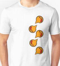 Bright Idea on White Unisex T-Shirt