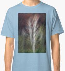 Impressionistic birch Classic T-Shirt
