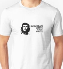 Suburban White Kids Unite T-Shirt