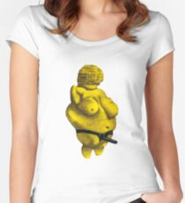 Venus of Strapondorf Women's Fitted Scoop T-Shirt