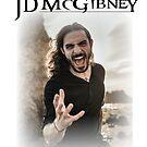JD McGibney - Metal Face by JD McGibney