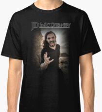 JD McGibney - Metal Face Classic T-Shirt
