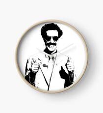Borat Clock