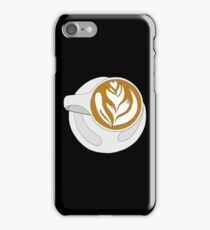 Barista Latte iPhone Case/Skin