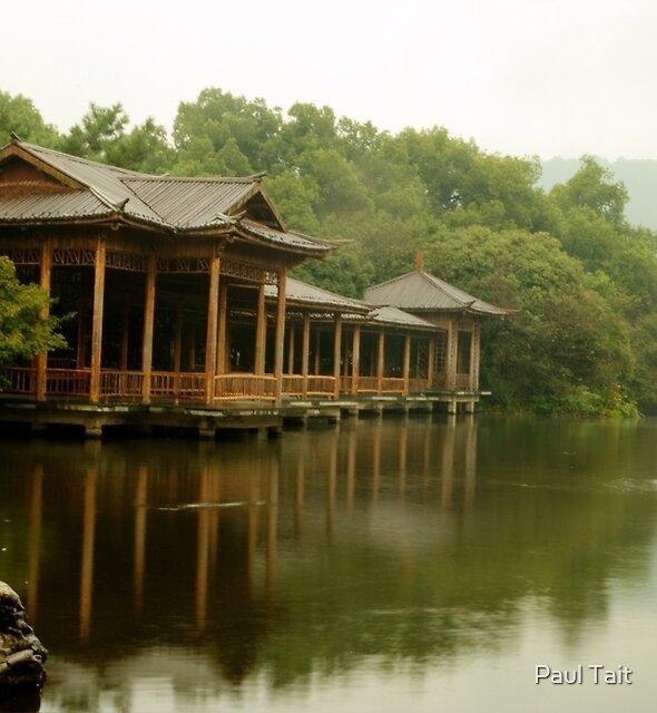 West Lake, Hangzhou by Paul Tait
