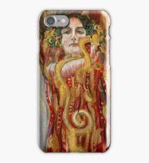 Mistaken Goddess, by Alma Lee iPhone Case/Skin