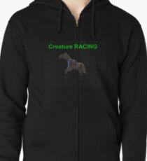 Creature Racing Zipped Hoodie