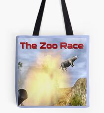 The Zoo Race Cannon Tote Bag