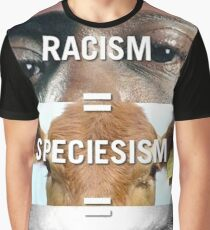 speciesism Graphic T-Shirt