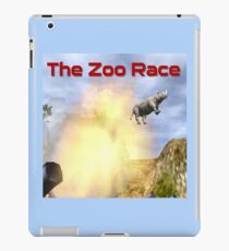 The Zoo Race Cannon iPad Case/Skin