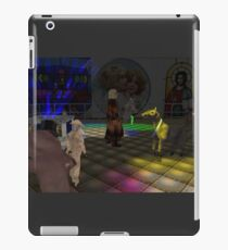 The Zoo Race dance floor iPad Case/Skin
