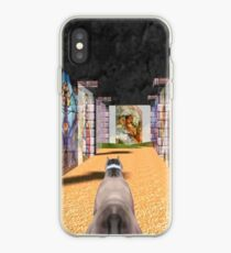 The Glass Maze iPhone Case
