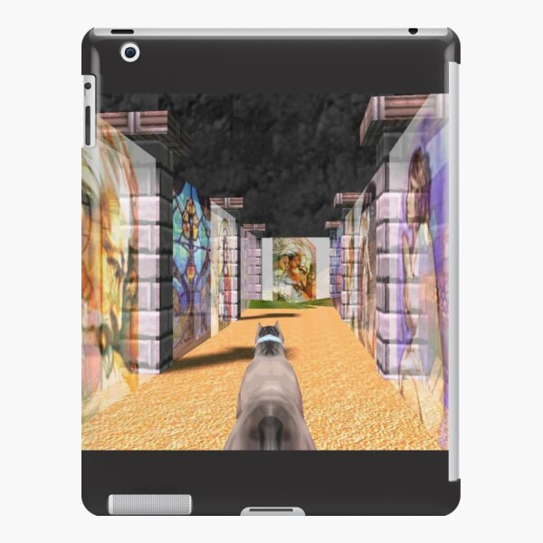 The Glass Maze iPad Snap Case