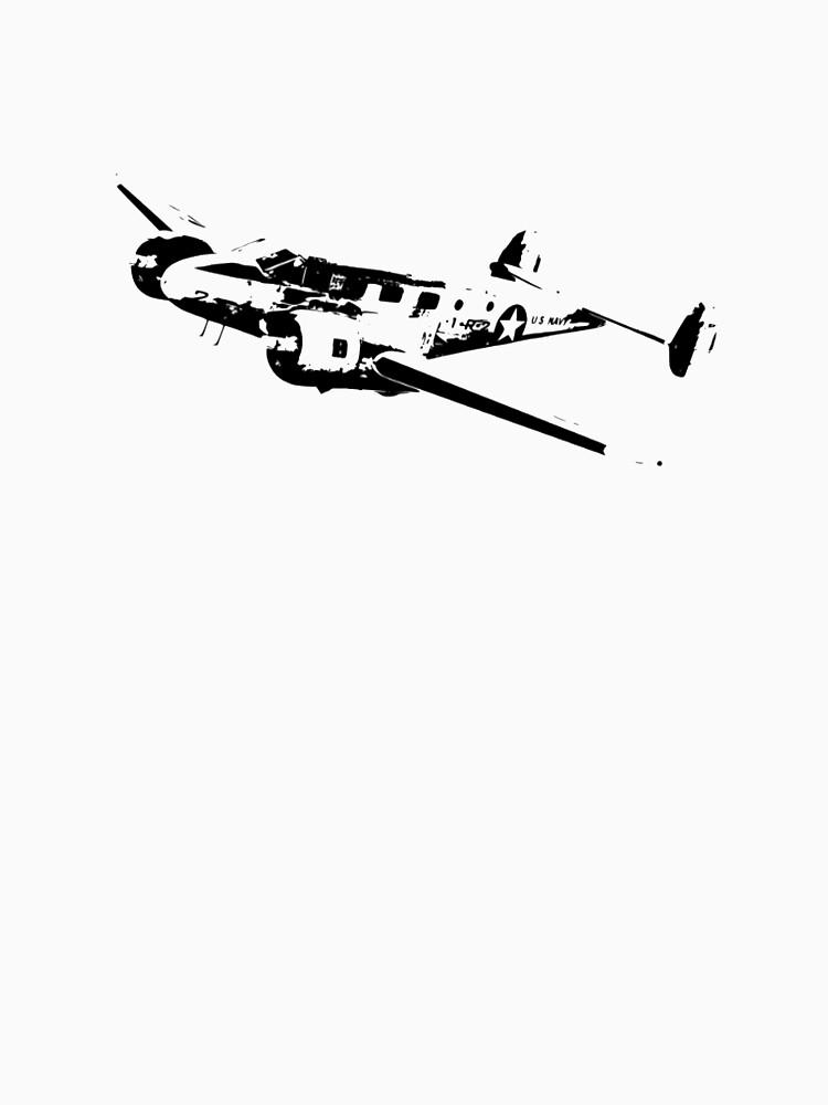 Beechcraft C-45 by cranha
