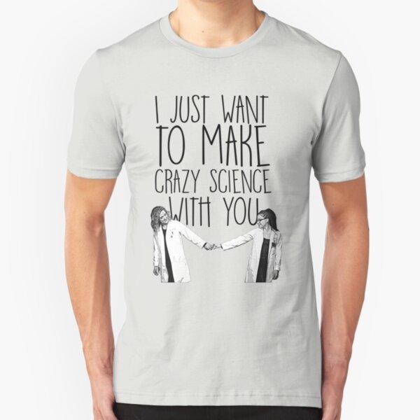 Cophine - Cosima & Delphine Slim Fit T-Shirt