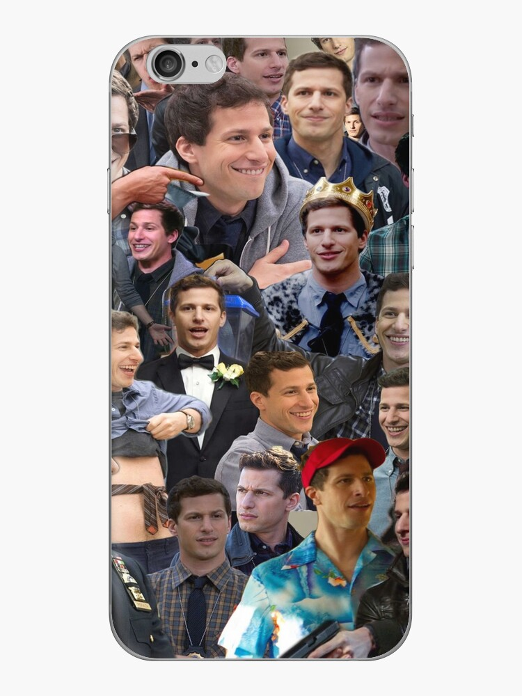 Jake Peralta Collage by jadyn brewer