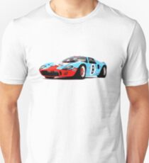 Ford GT40 #8 Unisex T-Shirt